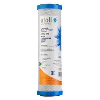 Atoll EPM-10 (прессованный уголь)