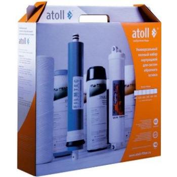 Набор картриджей Atoll №102m STD