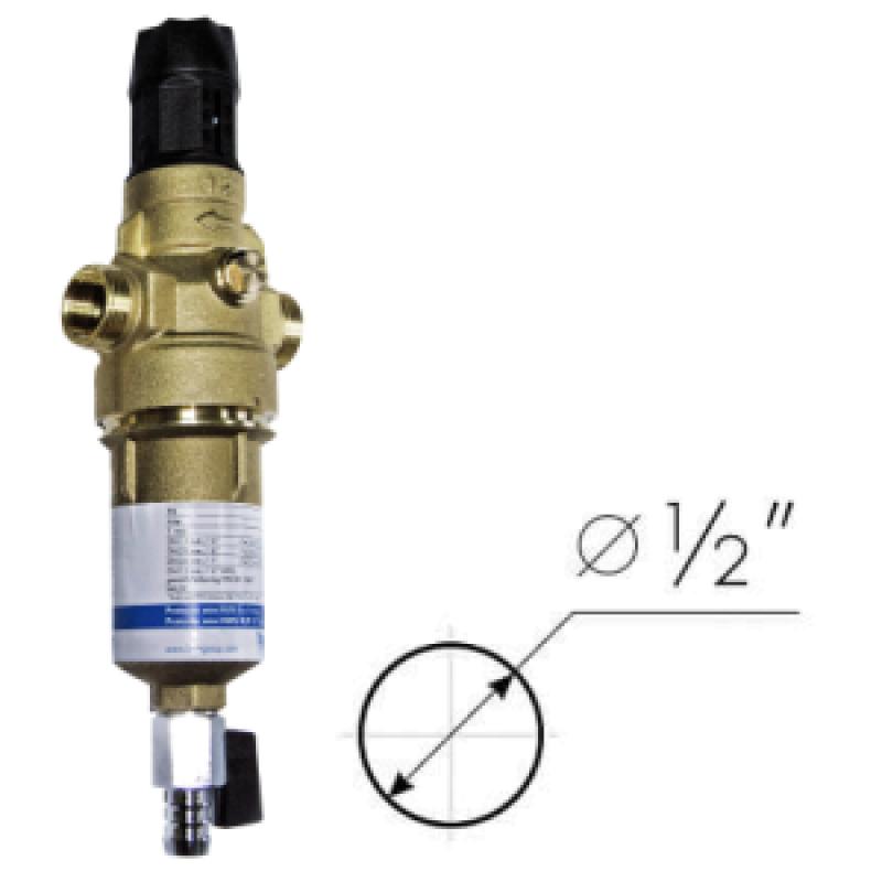 Фильтр BWT Protector mini H/R 1/2″ HWS